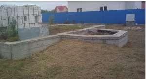Участок в Обухове, на Дзюбовке с забором и фундаментом - изображение 1