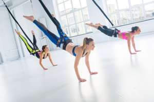 Флай-Фит (Bungee fitness) - Клёво, модно, современно! - изображение 1