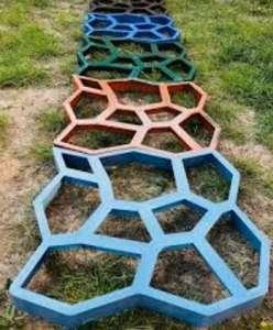Форма для садовой дорожки Днепр Садовая дорожка из бетона в Днепре - изображение 1