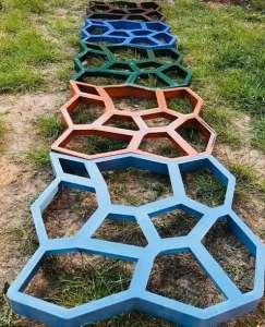 Форма для садовой дорожки Кропивницкий Садовая дорожка из бетона в Кропивницком - изображение 1