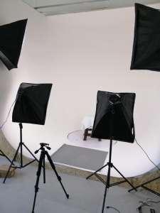 Фотосессия человека для создания тектсур кожи - изображение 1