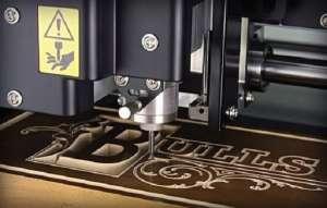 Фрезерная и лазерная порезка листовых материалов, изготовление POS качества. - изображение 1