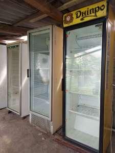 Холодильные витрины шкафы однодверные для напитков б/у Запорожье - изображение 1