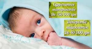 ЦентрСчастье материнства. Донорство яйцеклеток. Суррогатное материнство - изображение 1