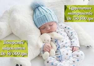ЦентрСчастье материнства. Суррогатное материнство. Донорство яйцеклеток - изображение 1