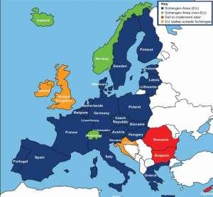 Шенген виза в Италию, Францию, Испанию, Голландию - изображение 1