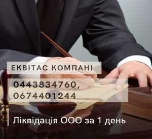 Экспресс-ликвидация фирмы Киев - изображение 1