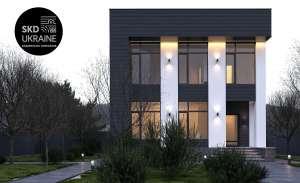 Энергосберегающие дома под ключ. Каркасное строительство в Днепре. - изображение 1