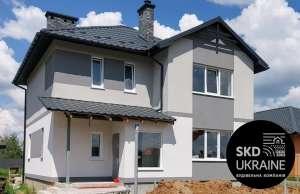 Энергоэффективные дома под ключ Днепр. Строительство энергосберегающих домов. - изображение 1