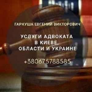 Юридична допомога в Києві. Адвокат в Києві. - изображение 1
