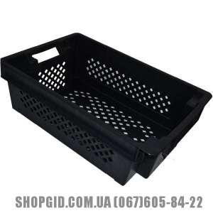 Ящик овощной купить в Николаеве shopgid com ua Пластиковый ящик для овощей Николаев - изображение 1