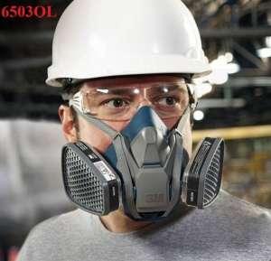 ### Купить респиратор маска 3М 6500QL || Ровно. - изображение 1