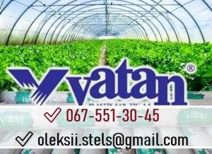 ⏩ Пленка для Теплицы Vatan Plastic Турция 2021    ВАТАН ПЛАСТИК - изображение 1
