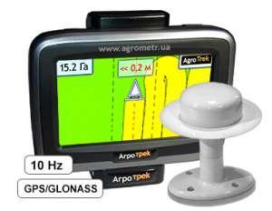 GPS-навигатор для трактора «Aгpoтрек» - изображение 1