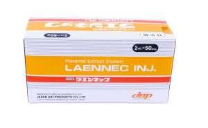 Lаеnnес и Melsmon (Мелсмон) – плацентарные препараты Японского производства - изображение 1