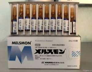 Laennec и Melsmon (Мелсмон) от Японского производителя – плацентарные препараты - изображение 1