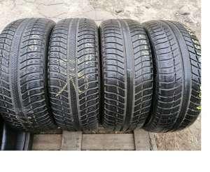 Michelin Primacy Alpin 205/55R16 шины бу зима 195/215/225/235/55/60/65/70 - изображение 1