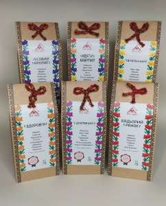 MIX чая - натуральные продукты с Карпат - изображение 1