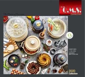 OMS - производитель турецкой кухонной посуды и аксессуаров. - изображение 1