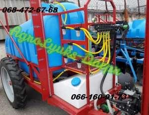 Polmark ОП- 2000, ОП -2500(18м), тройная форсунка! - изображение 1